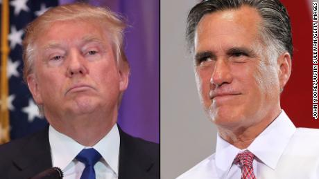 Romney: Trump's comments 'antithetical to American values'