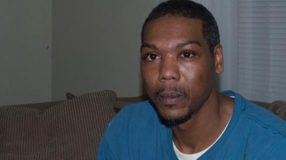 Flint resident Aaron Stinston