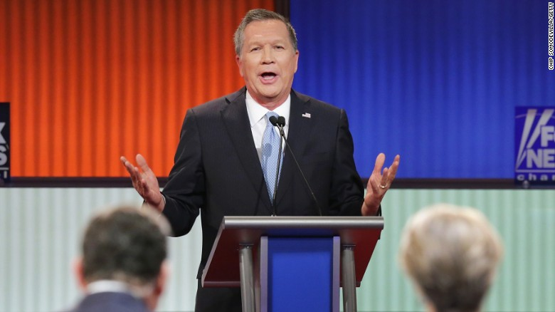 Kasich predicts Ohio win and contested convention