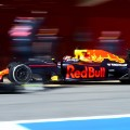 Kvyat Red Bull Racing: f1 testing Barcelona