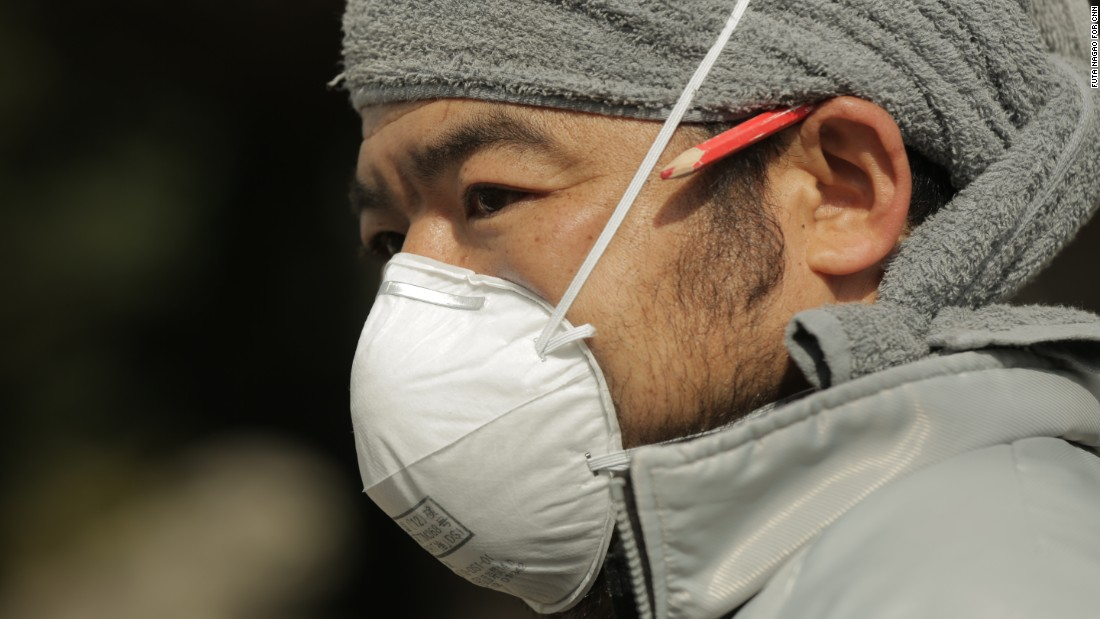 Maintenance workers are only allowed to work for 4 hours a day in the radioactive environment within the exclusion zone.