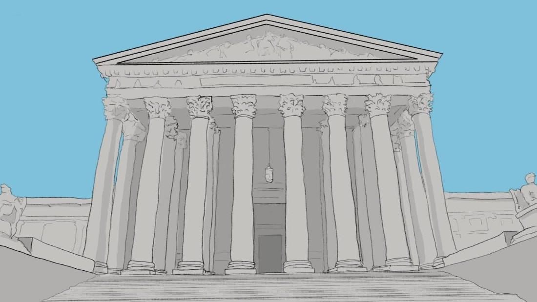 Hear Justice Thomas break his ten year silence (2016)