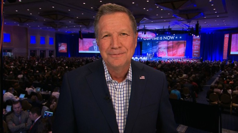 John Kasich: Donald Trump supporters are coming my way