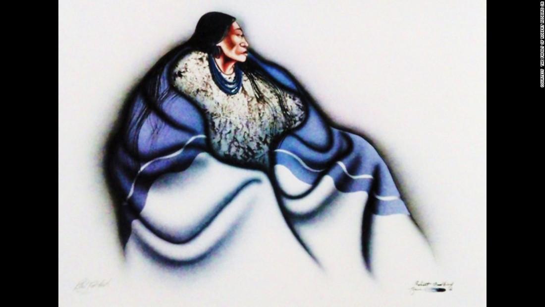 Robert Redbird Dies Was Iconic Native American Artist Cnn