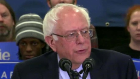 sanders addresses supporters and Hillary Clinton_00004226