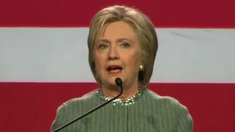 Hillary Clinton: 'America never stopped being great'