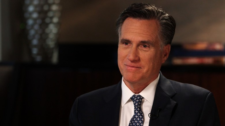 Mitt Romney on State of the Union: Full Interview