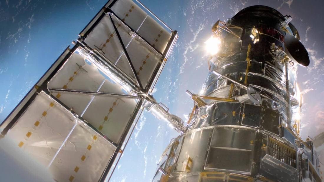 哈布太空望远镜技术故障蹒跚