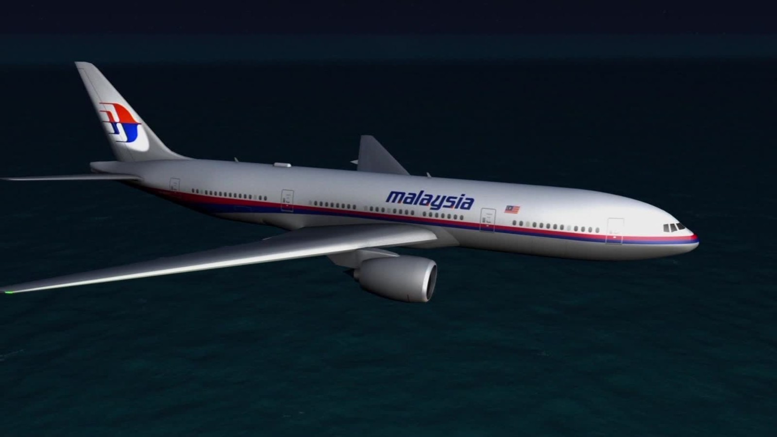 Search for missing jetliner ends after 4 years - CNN Video
