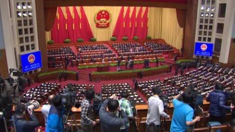National People's Congress: China's view