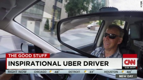 inspirational Uber driver Good Stuff Newday _00000806