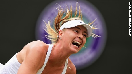 Maria Sharapova: Richest female athlete of past decade