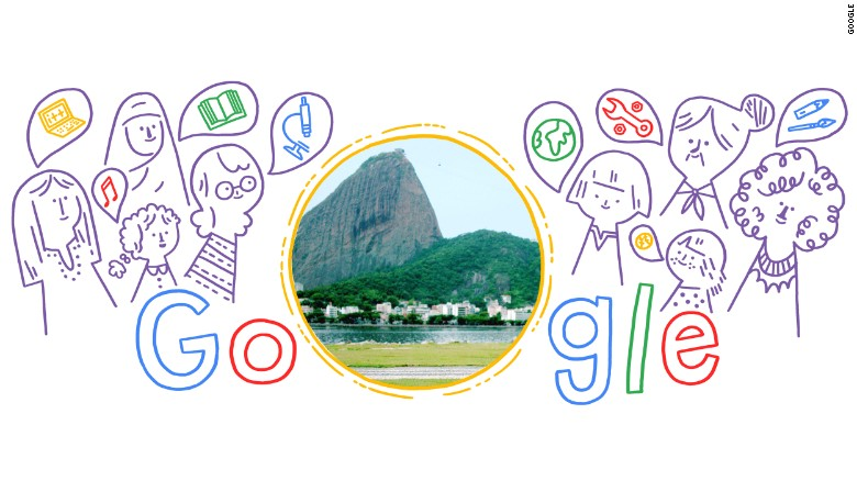 the makers of google doodles spin up hundreds of illustrations and animations each year to appear