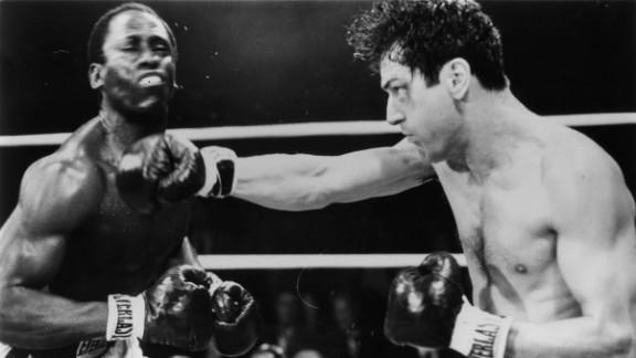 """Raging Bull"" Robert De Niro lands a hard-hitting punch in Martin Scorsese"