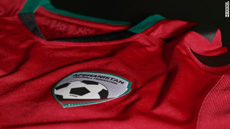 Kit manufacturer hummel has canceled its sponsorship of the Afghanistan Football Federation.