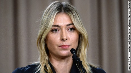Meldonium: the drug that got Maria Sharapova suspended from tennis