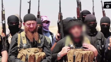 Top ISIS leader possibly dead in U.S. airstrike