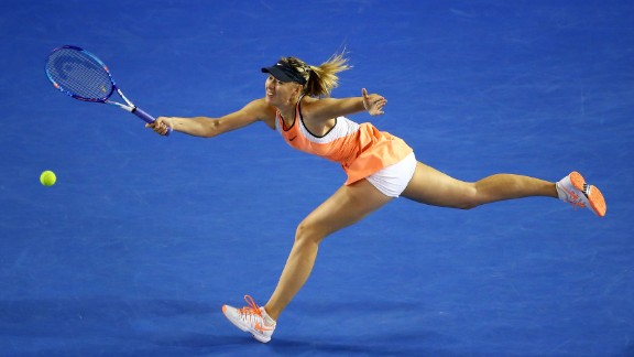 Maria Sharapova, a five-time Grand Slam champion and the world's highest-paid female athlete, admitted that she failed a drug test at the Australian Open in January. She tested positive for meldonium, a recently banned substance that she said she had taken since 2006 for health issues. She will be provisionally banned by the International Tennis Federation on March 12. Click through the gallery to see other athletes accused of using drugs to boost their careers.