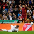 Salah roma vs madrid
