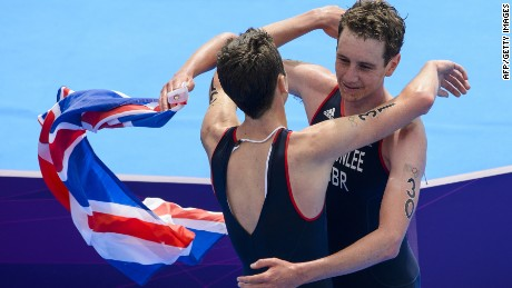 Brownlee brothers: From crazy golf battles to Olympic triathlon glory