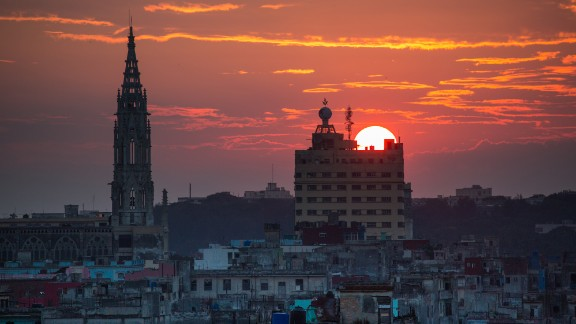 A city of over 2 million people, Havana may be the world's sexiest ruin. Many Cubans are worried about the social and environmental effects of an influx of tourists.
