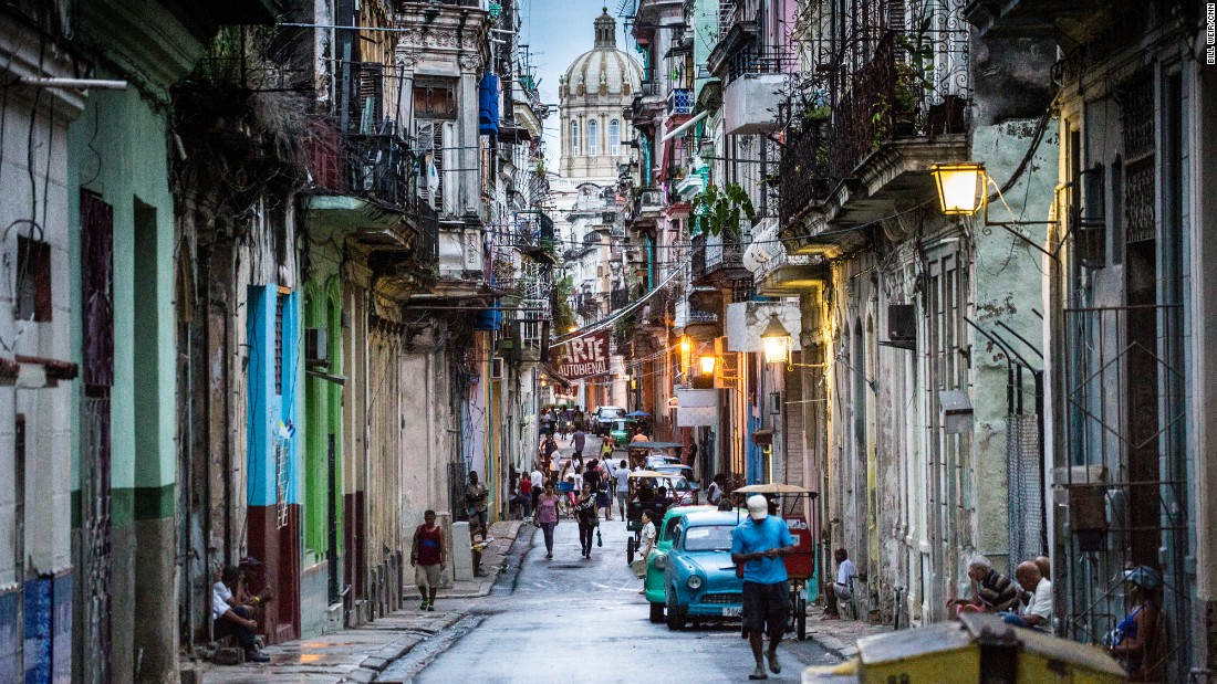 "The streets of Old Havana are full of texture and color, and Cubans are fiercely proud of their island's soul. ""Freedom, for me, goes beyond material things,"" said one translator."