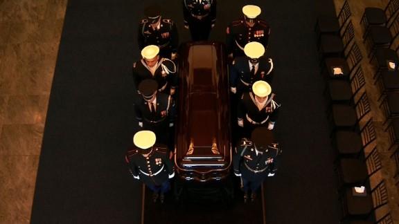 Nancy Reagan casket repose Reagan library_00000000.jpg