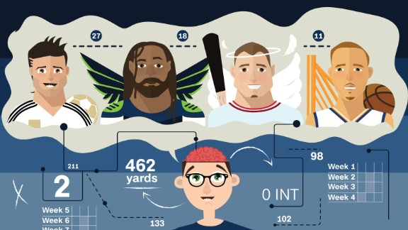 Fantasy sports leagues offer camaraderie, fun, and maybe a reward for players