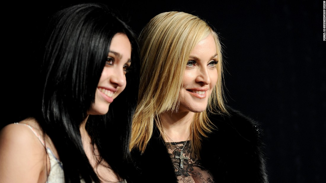 Madonna, seen with her daughter Lourdes Maria Ciccone Leon, sent her and her brothers Rocco Ritchie and David Banda Mwale Ciccone Ritchie to a French immersion school.