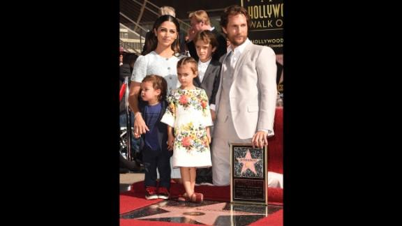 Brazilian model Camila Alves and actor Matthew McConaughey are raising their children to speak Portuguese.