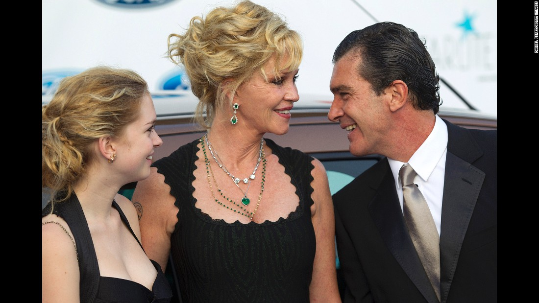 Melanie Griffith and Antonio Banderas raised their bilingual daughter, Stella Banderas, between Los Angeles and Spain.