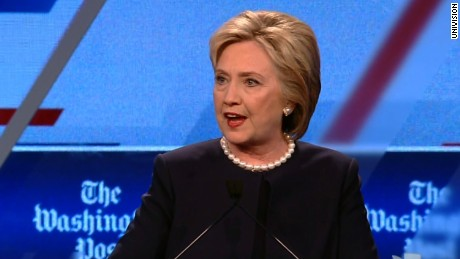 Hillary Clinton is asked about her loss in Michigan