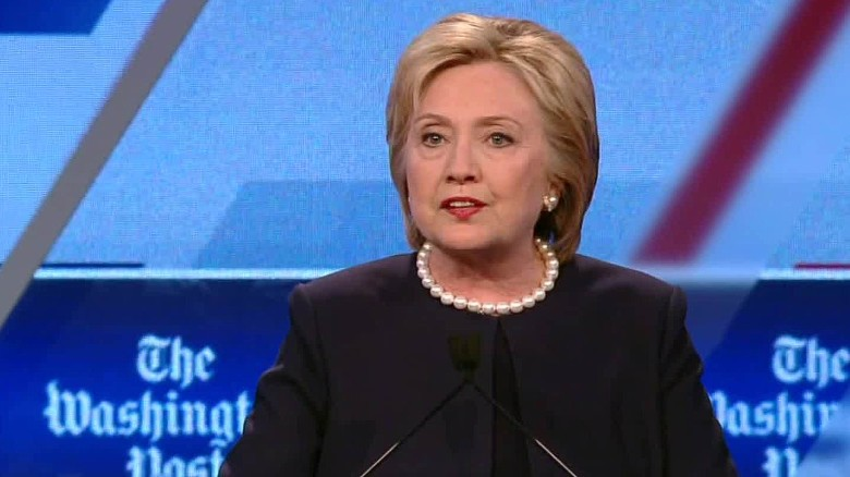 Clinton refuses to say if she will drop out over emails