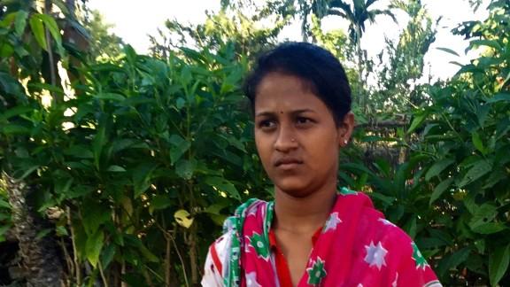 Manju Gaur left her home village in rural tea-producing India to find her sister in Delhi.