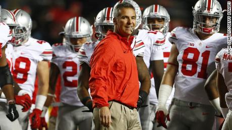OSU head coach Urban Meyer placed on leave