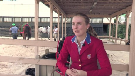 spc cnn equestrian audrey coulter_00005407