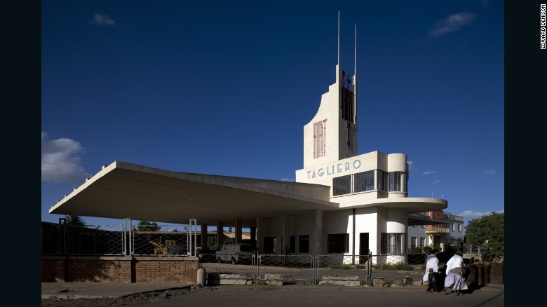 Asmara, The Capital Of Eritrea, Has Become The Countryu0026#39;s First