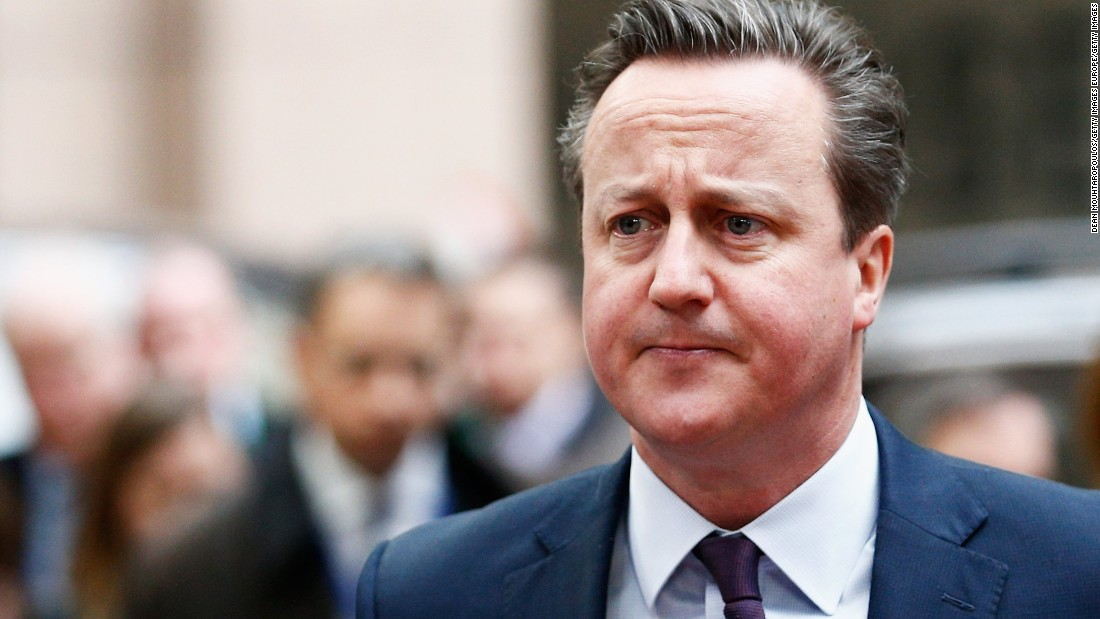 "After it was revealed that David Cameron's father, Ian, had set up a Panamanian-based trust, the UK Prime Minister told broadcaster ITV he and his wife had profited from shares held in the trust, but denied he had attempted to conceal it or avoid taxes. <br /><a href=""http://cnn.com/2016/04/07/europe/david-cameron-panama-papers/index.html""><br />British PM David Cameron on Panamanian trust: Nothing to hide</a>"