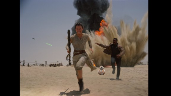 """Buzz surrounding """"Star Wars: Episode VII - The Force Awakens"""" was intense, and for many fans of the franchise Abrams addition to the saga didn"""