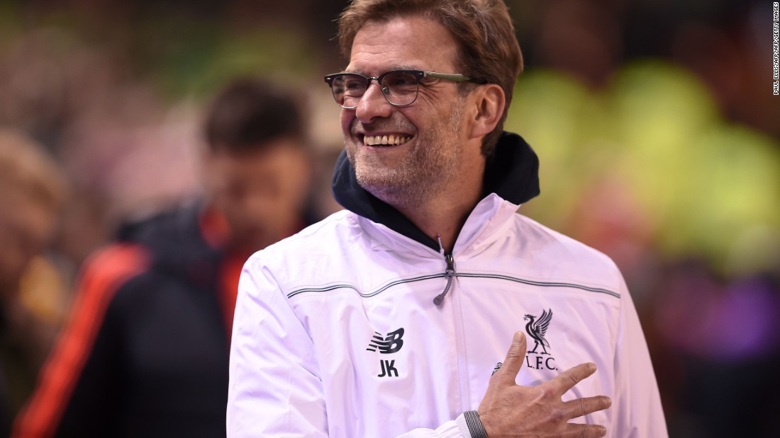 Jurgen Klopp's side bossed the opening 45 minutes and could have been three or four goals ahead.