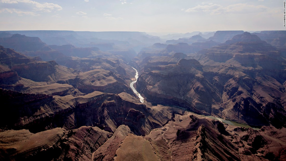 """In the Grand Canyon, Arizona has a natural wonder which is in kind absolutely unparalleled throughout the rest of the world,"" said Roosevelt. ""I want to ask you to keep this great wonder of nature as it now is."""