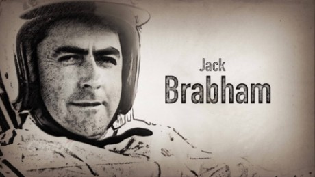 F1 Legends: Jack Brabham