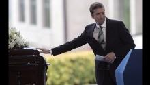 Touching tribute to Nancy Reagan