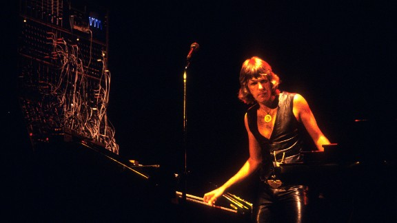 Keith Emerson, keyboardist for the influential progressive rock group Emerson, Lake & Palmer, died March 10, according to the band