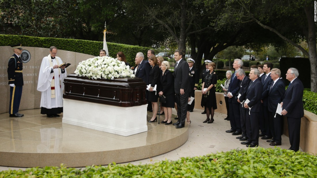 funeral for former first lady nancy reagan