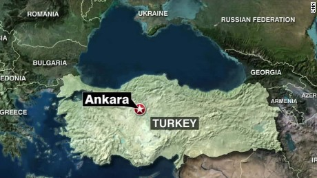 Explosion rocks Turkish capital