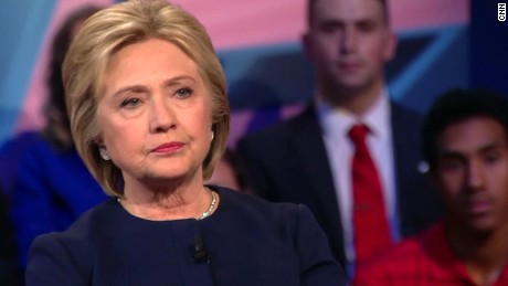 Hillary Clinton opens up on death penalty stance