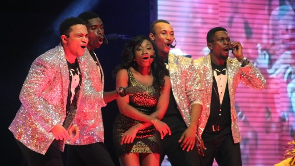 """""""Wakaa! The Musical"""" is to become the first Nigerian musical to transition to London"""