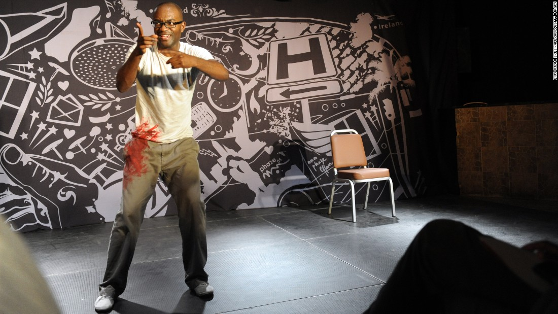 "In 2013 actor Inua Ellams performed ""The 14th Tale"" at the Lagos Theater Festival. The production was a free flowing narrative about the funny exploits of a natural born mischief, growing from the streets of Nigeria to the roof tops of Dublin, and finally to London."