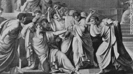 Politicians, beware the Ides of March